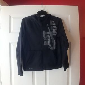 Nike Dri Fit Jacket Youth Large